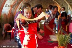 Italienische Kochkurse für Gruppen | selbstgemachte Pasta