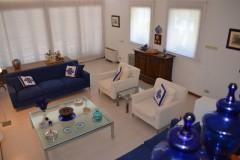 Luxusvilla Elba Wohnbereich