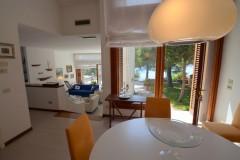 Luxusvilla Elba Speisezimmer