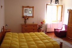 Toskana Ferienhaus Alessandra - Schlafzimmer