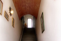 Toskana Ferienhaus Alessandra - Eingangsbereich