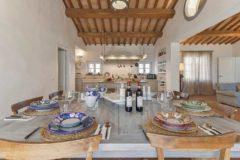 Il Podere 1 | Exklusive Villa Toskana Pool Meernahe