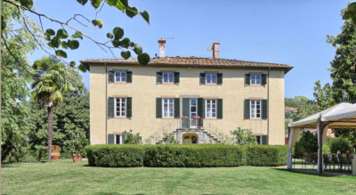 Villa Toscana Pool Meernahe